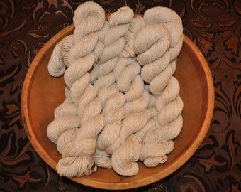 100% Suri Alpaca Yarn- Aster