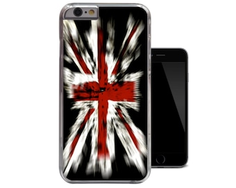 Union Jack iPhone 6 Case Great Britain iPhone 5 5s Case United Kingdom iPhone 5c Case UK iPhone 4 4s case  A135