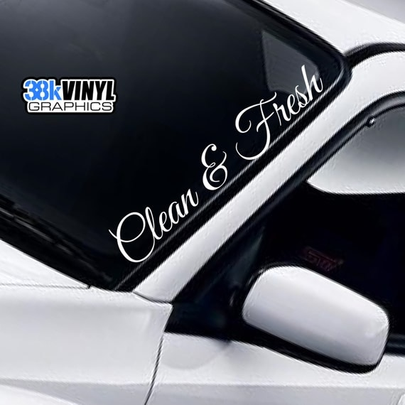 how to clean car windscreen properly