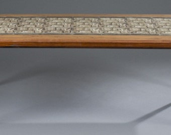 C.F. Christen Tile Coffee Table