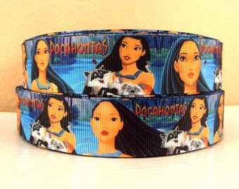 5 YDS Pocahontas Ribbon