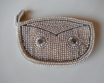 JAPAN PEARL PURSE by David's Imports