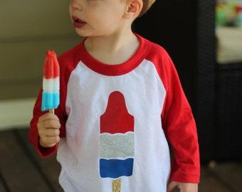 Bomb Pop T-Shirt or Tank Top