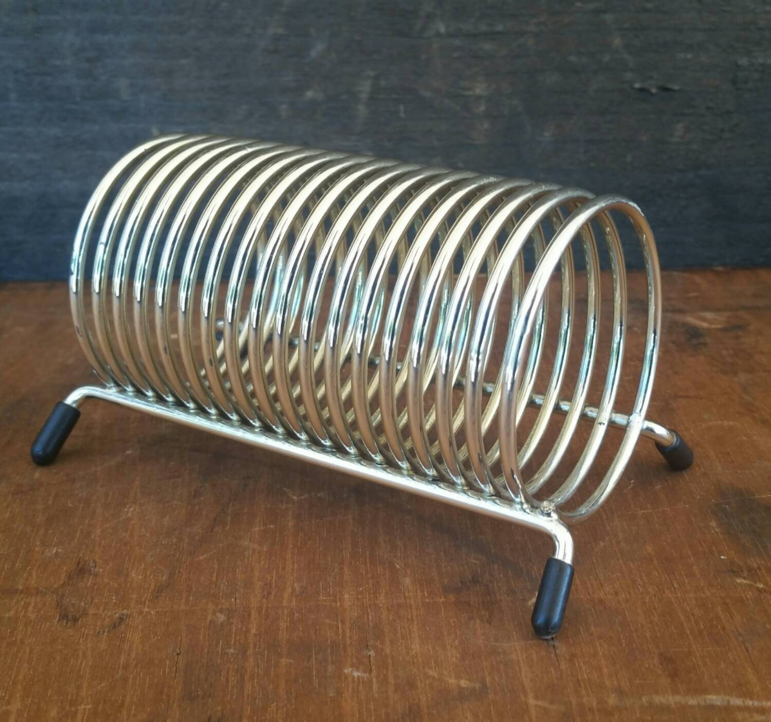 metal letter holder spiral metal mail holder vintage letter holder office 16618