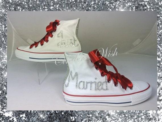 Converse Chucks Hochzeit Conversechucksdamensale De