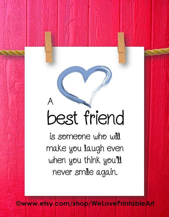 Items Similar To Gifts For Best Friends Gift Ideas