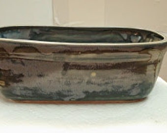 Items Similar To Primitive Rustic Loaf Pan With Grunged