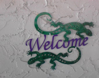 Welcome Geckos