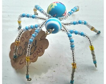 Beaded Spider - Daisy