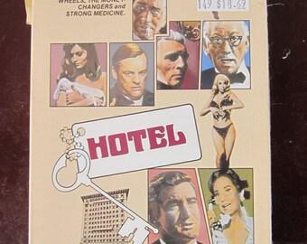 Hotel vintage 60's drama vhs movie