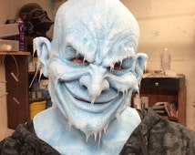 Jack Frost silicone mask