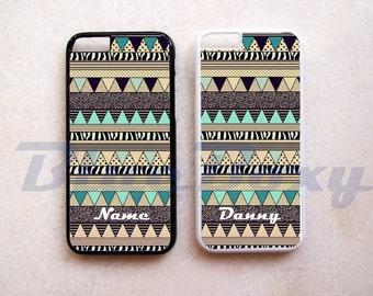 Aztec Geometric - iPhone 6 Case, iPhone6s, iPhone 6 Plus, 6s Plus, iPhone 5, iPhone 5s Case, iPhone 4/4s, iPhone Cover, Galaxy S6