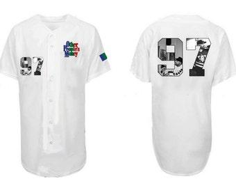 Dom kennedy OpM All-Stars Jersey 97 sizes xs-2xl