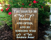 Gone With the Wind- Custom handpainted wood sign