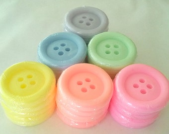 Cute as a Button - 10 soaps