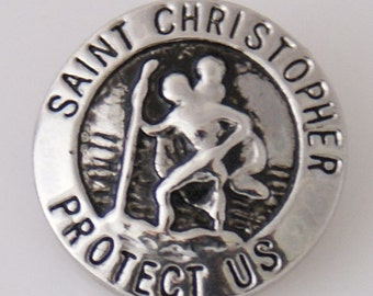 KB7795  St. Christopher Protect Us