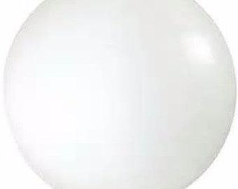 "Jumbo Clear Balloons 36"" Photo Prop Diamond Clear Confetti Balloon,Wedding Balloon Clear,36"" balloon"