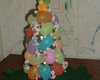 Easter Egg Tree Center Piece
