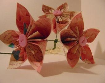 Tris Paper Flower