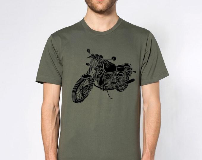 KillerBeeMoto: Limited Release 3/4 View German Engineered Airhead  Short & Long Sleeve Motorcycle Shirts