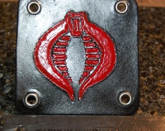 Cobra GI Joe patch