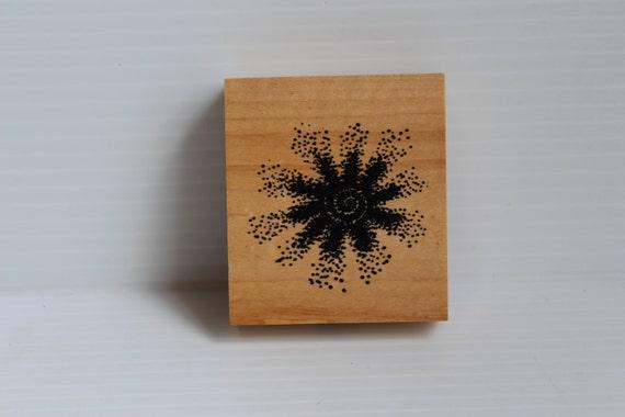 Starburst rubber stamp cc 39 s rubber stamp arts and crafts for Rubber stamps arts and crafts