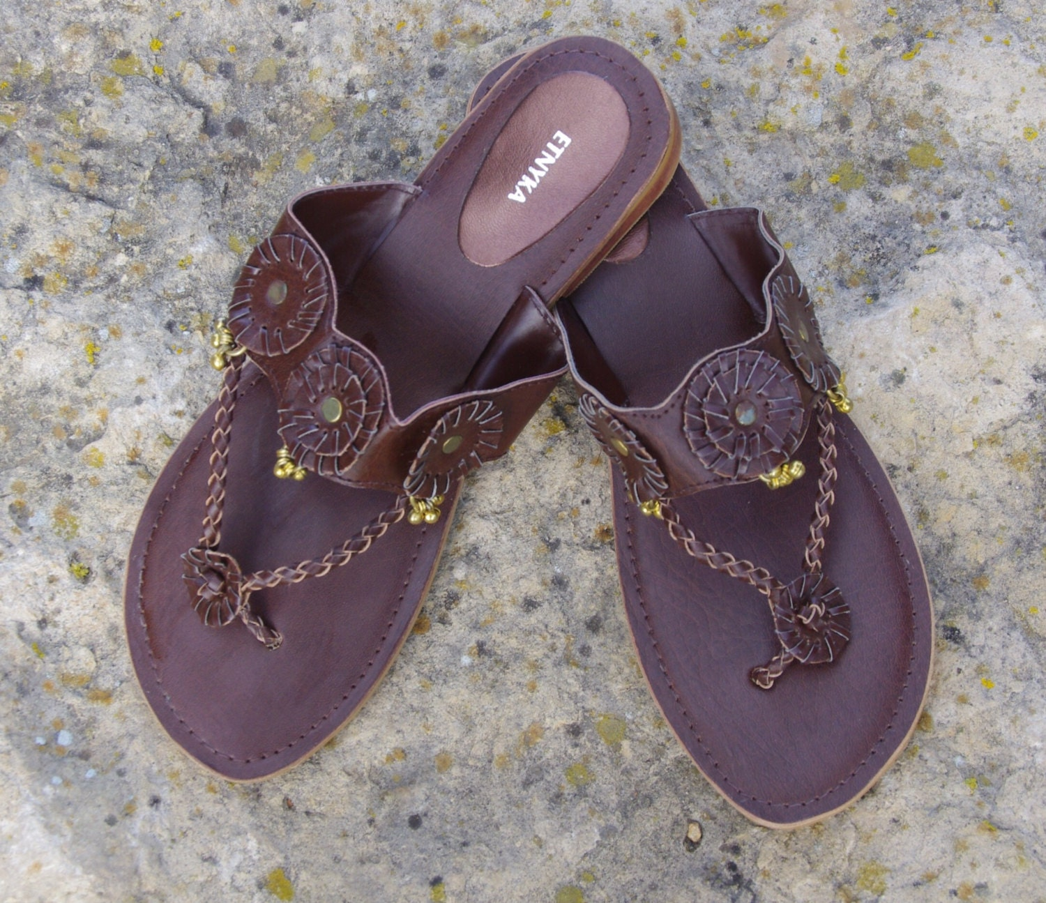 Beautiful Id Wear This During Summer And With Something Casual So My Shoes Could Stand Out T Strap Shoe  T Strap Flat