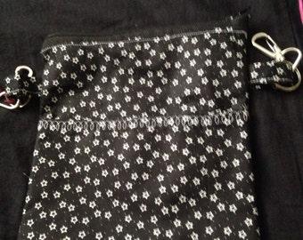 Star belt loop purse