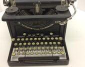 1920s L C Smith Corona Typewriter - Antique Typewriter