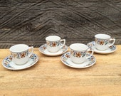 Vintage Syracuse China Espresso Set