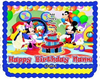 Mickey mouse clubhouse cake toppers Lookup BeforeBuying