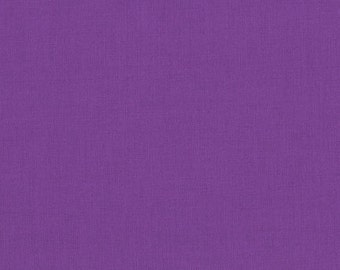 Kona Cotton in Magenta - Robert Kaufman (K001-1214)