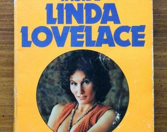 Vtg 70s Inside Linda Lovelace Paperback Autobiography