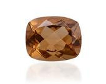 Alexite Autumn Synthetic Color Change Gemstone Cushion Cut 1A Quality 10x8mm TGW 2.70 cts.