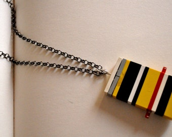 Necklace with LEGO
