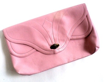 Fantastic 1950s Pink Clutch