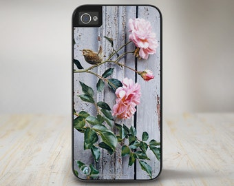 "Roses iPhone 6 Case, Rose iPhone   Case, Rose iPhone Case Protective Phone Cases ""Summer Roses Wren"" 50-3155"