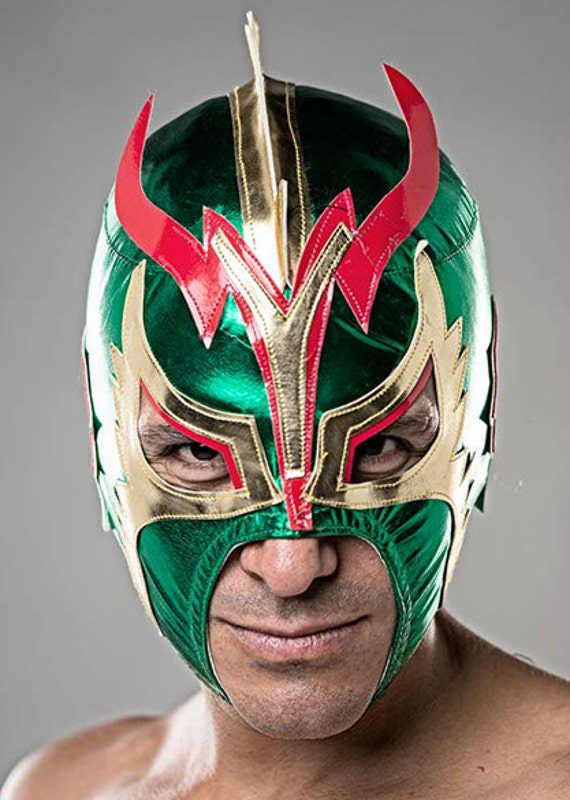 Ultimo Dragon Mexican Wrestling Mask