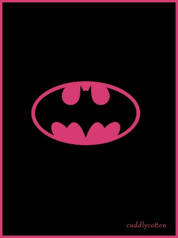 static pink batman - photo #14