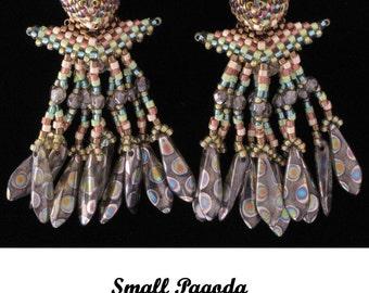 Confetti Small Pagoda Earrings Kit