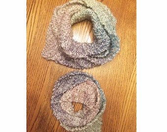 Child's Multi-Color Infinity Scarf
