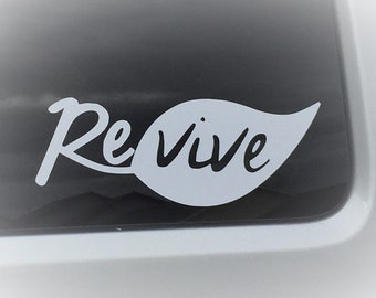 Vinyl Cling Decals Etsy - Custom car decals businesswindow decals