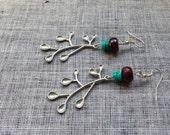 Beautiful Branch earrings