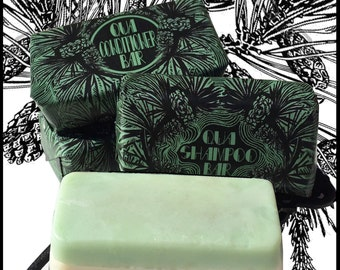 Combo Forest Organic Shampoo & Conditioner Bar