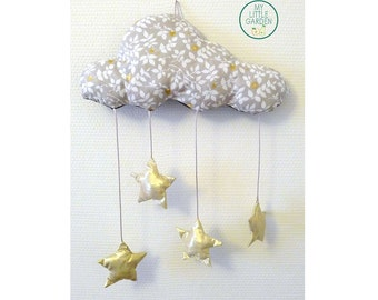 Mobile cloud dust of stars - customize-