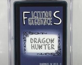 Dragon Hunter -- 3oz Scented Soy Tart