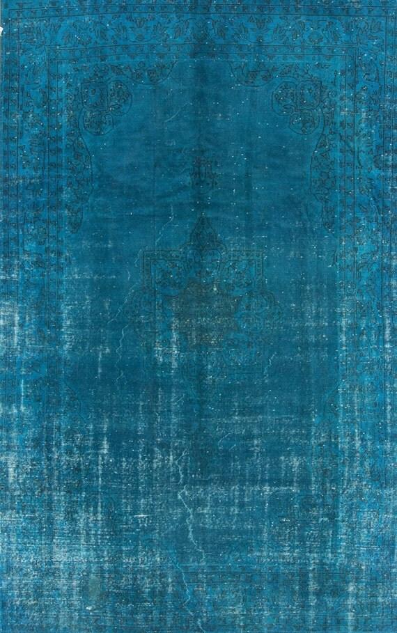 311 x 211 cm 103 x 70 ft Distressed Teppich von