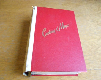 Vintage Cooking Magic Cookbook Series #1 with Binder from Culinary Arts Institute