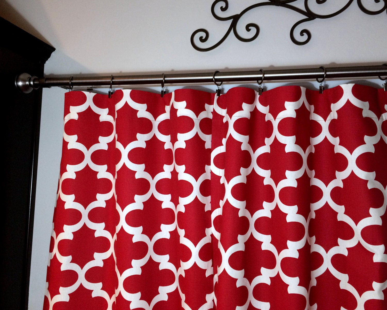Designer curtain panels -  Zoom