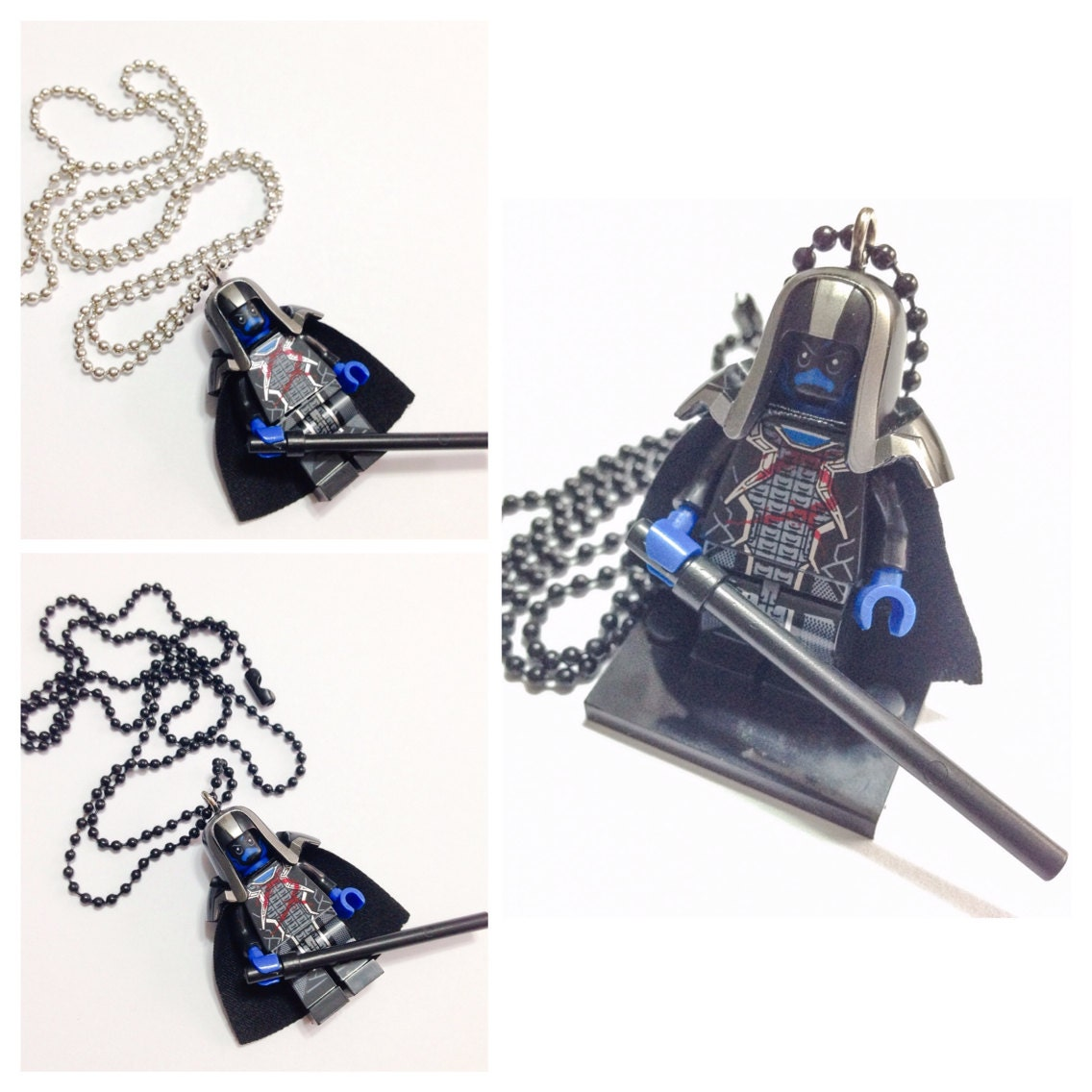 Lego® Guardians of the Galaxy RONAN Necklace Lego Ronan the